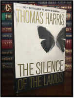 Silence Of The Lambs ✎SIGNED✎ by THOMAS HARRIS Mint Hardback Hannibal Lector #2