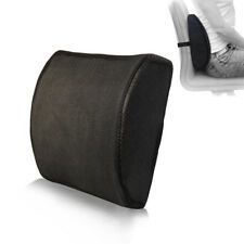 Memory Foam Cotton Soft Back Support Cushion Pillow Chair Car Seat Lumbar Pad