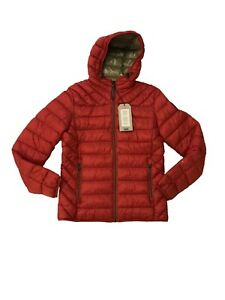 NAPAPIJRI AERONS HOOD 1 N0YI4X JACKET orange red fall-winter 18-19