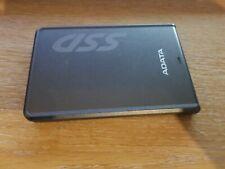 Adata 480GB USB 3.0 External SSD (SV620) - Titanium