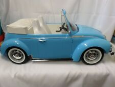 American Girl Doll Blue Volkswagen Convertible Bug Beetle Vw No Box