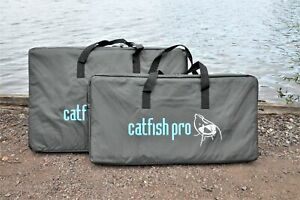 Catfish/Predator Unhooking Mat with Flap and Stink Bag