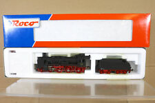 ROCO 43310 DR BLACK 4-6-0 CLASS BR 17 DAMPFLOK LOCO 17166 MINT BOXED ng
