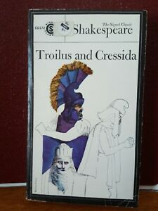 Troilus and Cressida by William Shakespeare (Paperback, 1963)
