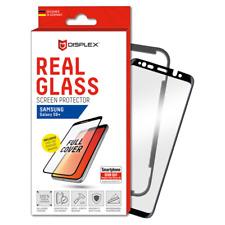Displex Displayschutz Real Glass 3D für Samsung Galaxy S9+ schwarz