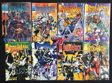 Stormwatch (1993 1st Series) #0-50 Complete & Extras Image
