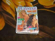 PLAYSTAR N.11 1992  poland erotik magazine