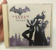 Batman Arkham City The Album CD Soundtrack 2011