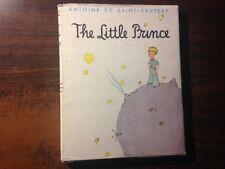 The Little Prince by Antoine de Saint-Exupery Hardcover w/ Dust Jacket 1943