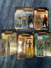 """Star Wars Black Series The Mandalorian 6"""" Credit Collection Sealed New"""