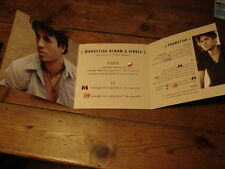 ENRIQUE IGLESIAS !!! 7 !!!!!!!!!!!RARE FRENCH PRESS/KIT