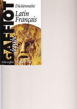 DICTIONNAIRE LATIN FRANCAIS de poche - gaffiot 2006