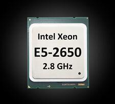 Intel Xeon E5-2650 Box | 8x 2.0 - 2.8 GHz | BX80621E52650 (CM8062100856218) 2011