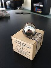717a Western Electric Nº tube/valve