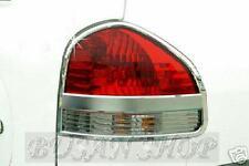 Hyundai santa fe cromo luces traseras marco Tuning