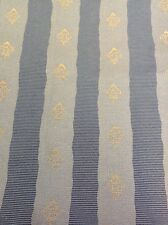 REMNANT FABRIC - BLUE STRIPE FABRIC