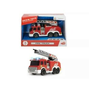 Dickie Toys Fire Engine Truck Lights Sounds And Water Squirt Bnib