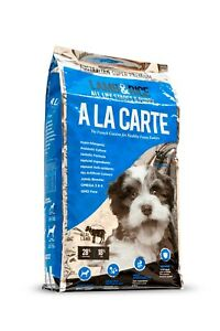 A La Carte All Life Stages Puppy Lamb & Rice Dry Kibble - Made in Australia 18KG