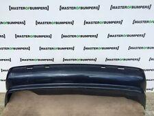 BMW 5 serie E39 Saloon Parachoques Trasero en azul oscuro [B330]