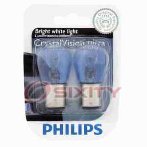 Philips Parking Light Bulb for Renault R12 R16 1969-1973 Electrical Lighting oi