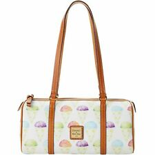 Dooney & Bourke Snow Cones Barrel Bag