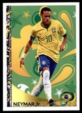 Panini Copa America (Centenario) USA 2016 - Neymar Jr. En acción No. 404