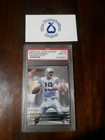 2000 COLLECTORS EDGE PEYTON MANNING UNCIRCULATED #150 PSA MINT 9 COLTS BRONCOS