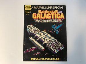 Battlestar Galactica Marvel Super Special #8  1978 Treasury!