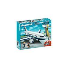 Playmobil 5261 Avion de ligne avec tour de contrôle