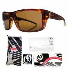 NEW Electric Visual Sixer Tortoise Polarized Mens Rectangular Sunglasses Ret$150