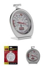 New ListingRubbermaid Refrigerator Freezer Thermometer For Mini Fridges Freezers Coolers