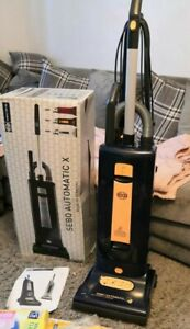 Sebo  Automatic X4 Extra - Anti Allergy Hospital Grade vacuum cleaner with box