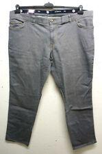 Jeans da uomo grigio