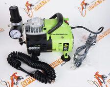 Grex 1/8 Hp Portable Piston Airbrushing Air Compressor Ac1810-A