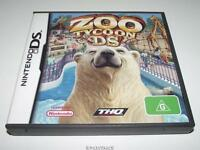 Zoo Tycoon DS Nintendo DS 2DS 3DS *Complete*