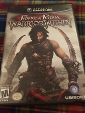 Prince Of Persia Warrior Within (GameCube) Very Good. Cheap N Fast 5 Day Ship.