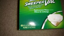Swiffer Sweeper Vac Replacement Filters - 2-pack - New