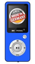 BERTRONIC Made in Germany BC04 MP3-Player - Blau - 100 Stunden