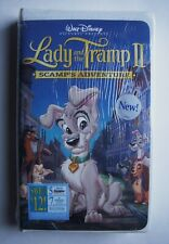 Lady And The Tramp Collector S Edition Vhs Tapes For Sale Ebay