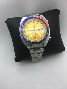 Seiko Pepsi Pogue Automatic Gents Watch