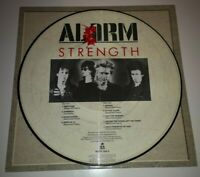 "The Alarm, Strength,12"" Vinyl LP,Picture Disc."