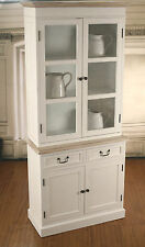Kitchen Dresser French Provincial Display Unit Buffet and Hutch Hamptons NEW
