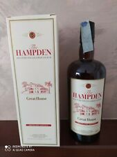 Jamaica Rum Rhum Hampden Great House velier