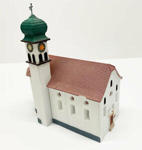 Church Resin Cast N Gauge Top
