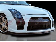 For Infiniti G35 2003-2007 2Dr Coupe Gtr Front Bumper W/Fiberglass Lip By Ait