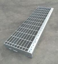 gradini da 70 cm grigliato zincato gradino scale acciaio scalino antiscivolo