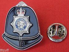 Police Hat Lapel Cap Tie Pin Badge Brooch Copper Cop Bobby Souvenir Gift