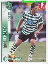 349 ROCHEMBACK BRAZIL SPORTING.CP Dalian Aerbin.FC STICKER FUTEBOL 2009 PANINI