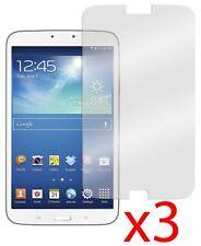 "Hellfire Trading 3x Samsung Galaxy Tab 3 8"" LCD 8.0 T310 T311 Screen Protector"