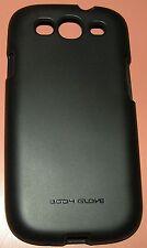 Body Glove Black Matte Finish Gel case Samsung Galaxy S III, one part